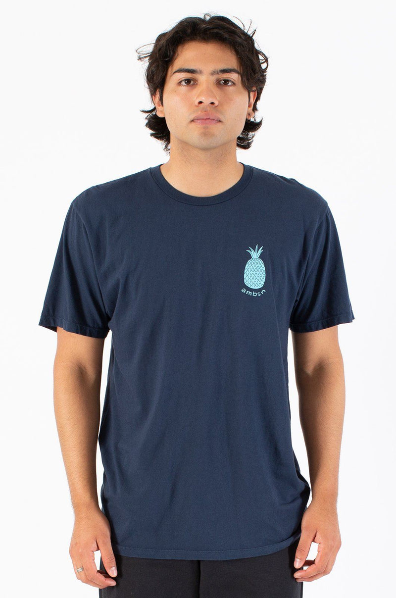 Louie T-Shirts ambsn NAVY XS