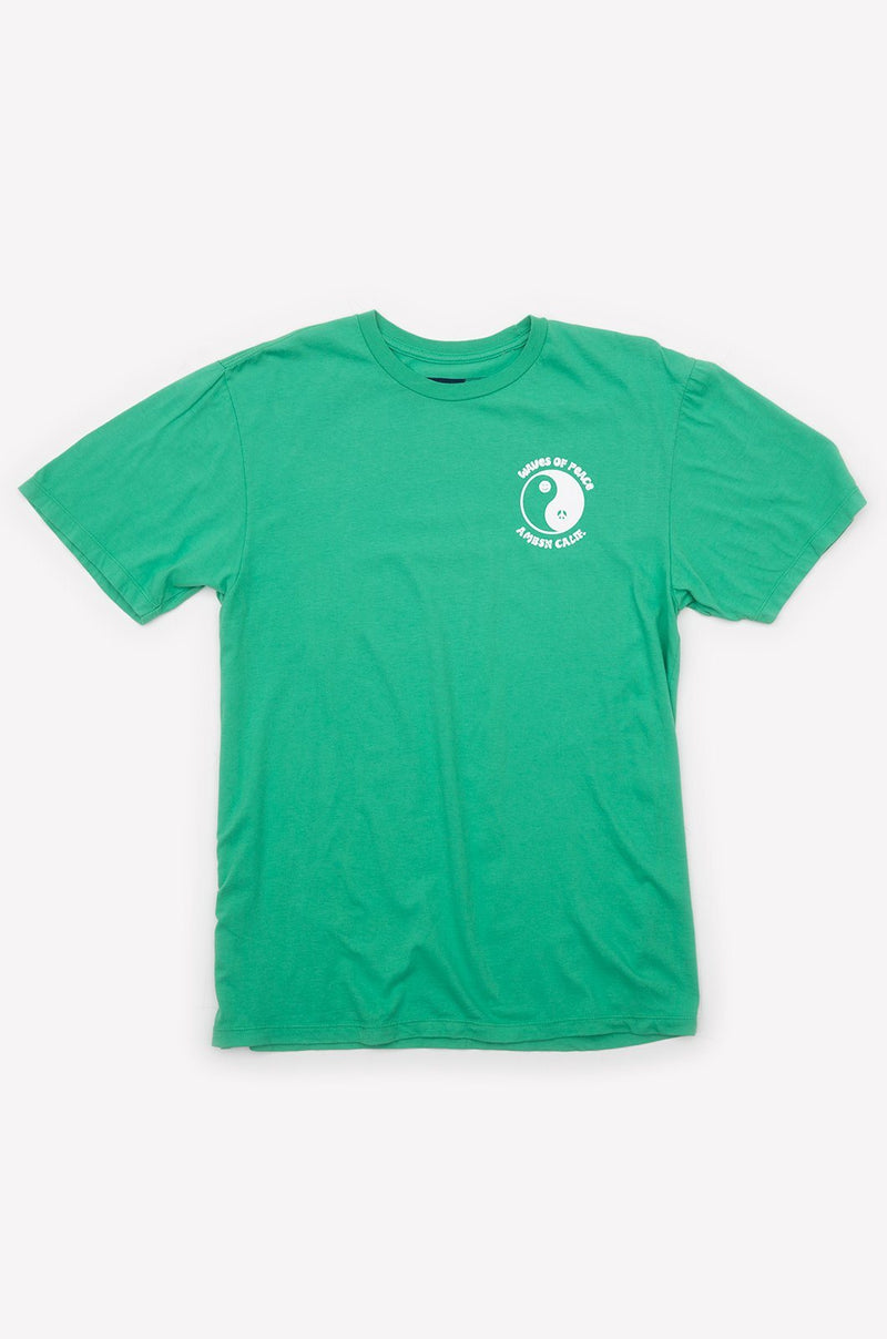 Peace Wave T-Shirts ambsn