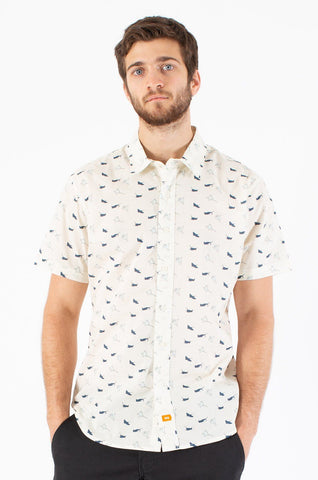 Mingo Button Up