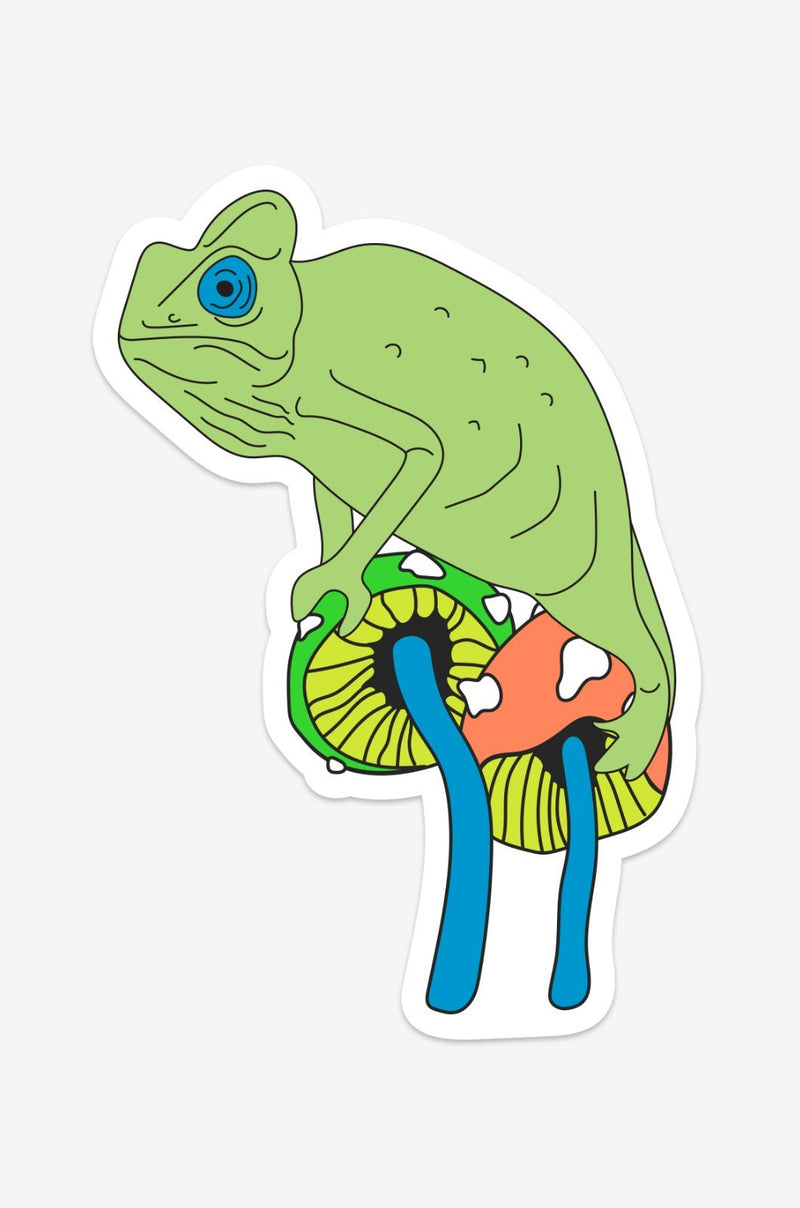 Shroom Sticker Stickers ambsn