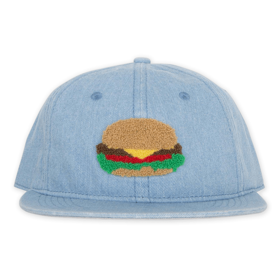 Burger World Hat Hats ambsn