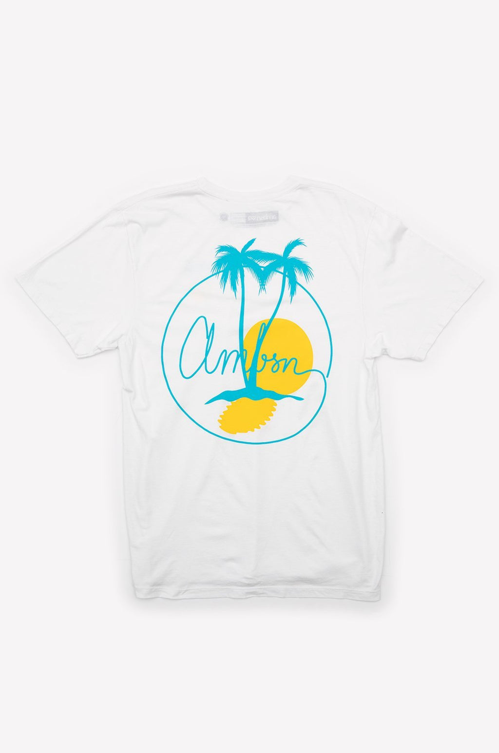 Sunset Palm T-Shirts ambsn