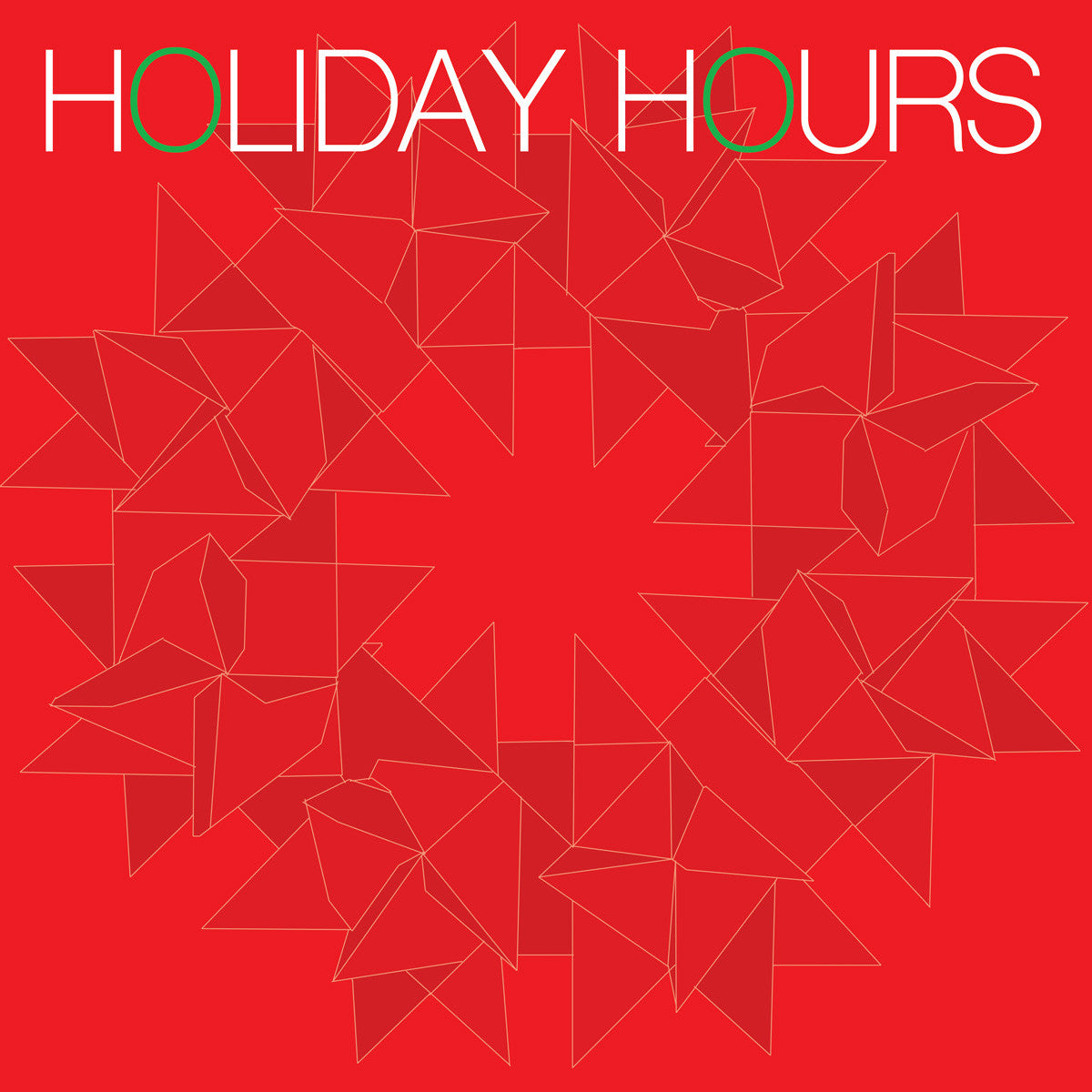 Holiday Hours December 2015