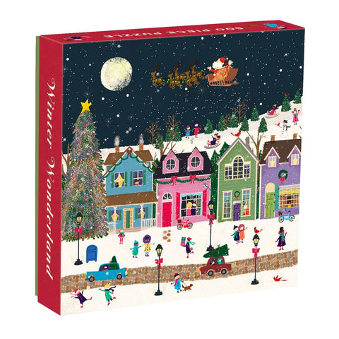 Winter Wonderland 500 Piece Puzzle