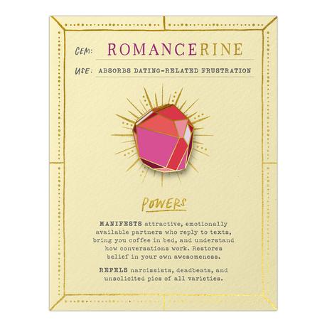 Romancerine Single Card