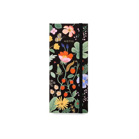 Rifle Paper Co. Strawberry Fields Sticky Note Folio