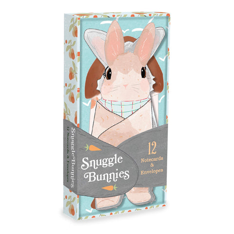 Snuggle Bunnies Boxed Cards