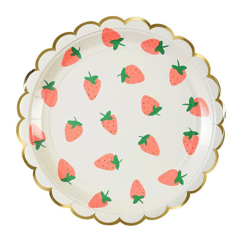 Strawberry Plates (Large)