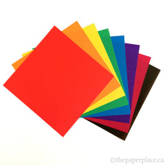 15cm Ryomen Origami Double Colour - 36 Sheets