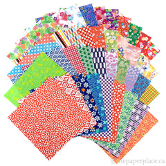 15cm Mondo Mix 40 Colours - 200 Sheets