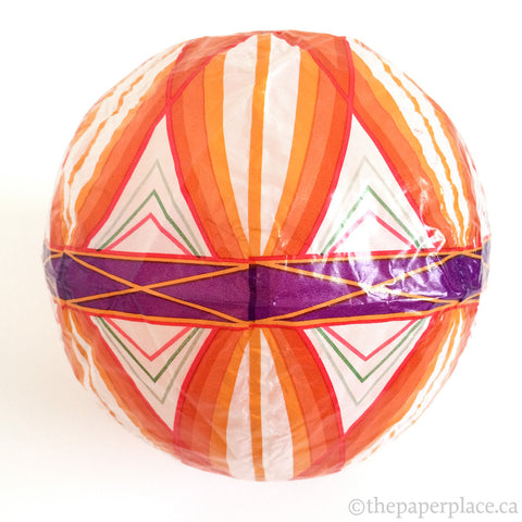 Temari Ball Paper Balloon