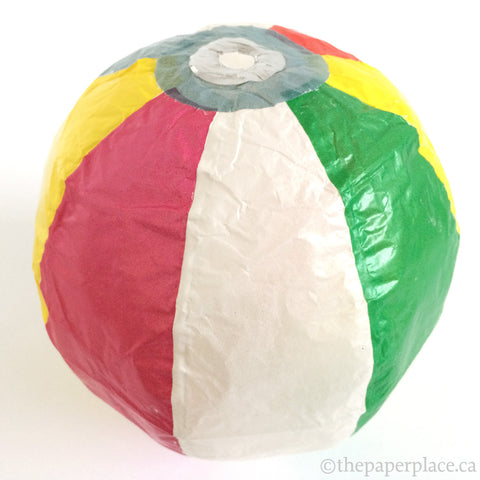 Stripes Paper Balloon