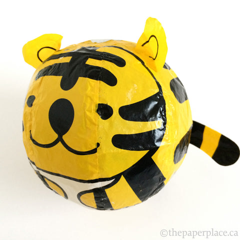 Tiger Paper Balloon