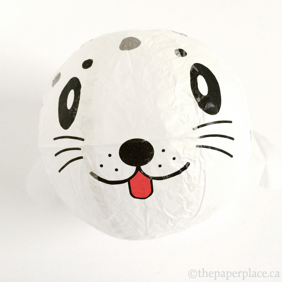 Baby Seal Paper Balloon
