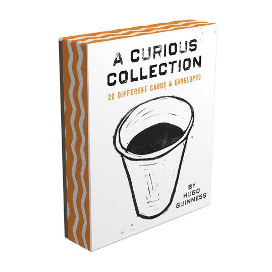 A Curious Collection Notecards