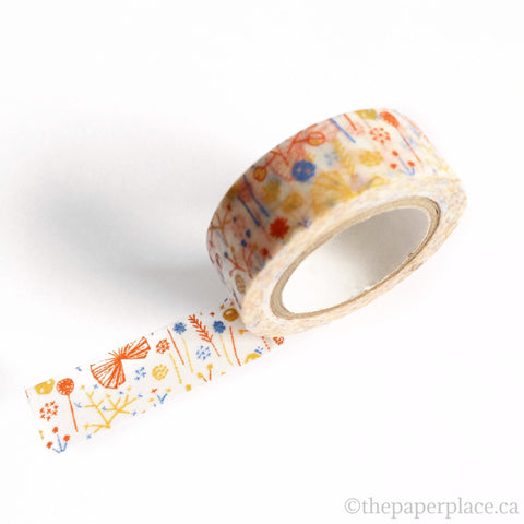 Blue Shigemi Washi Tape - 15mm