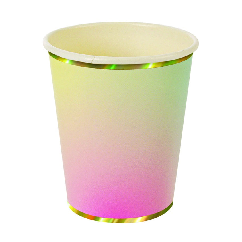 Ombre Party Cups