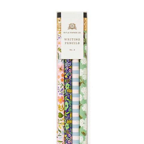 Rifle Paper Co. Meadow Pencil, set of 12