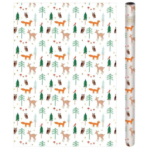 Woodland Wrap Roll 10ft