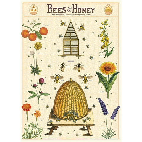 Bees & Honey 2 Wrap
