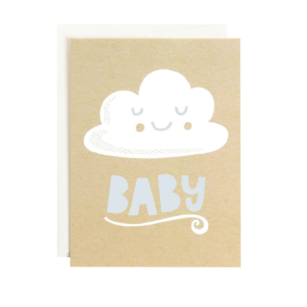 Baby Cloud Single Card