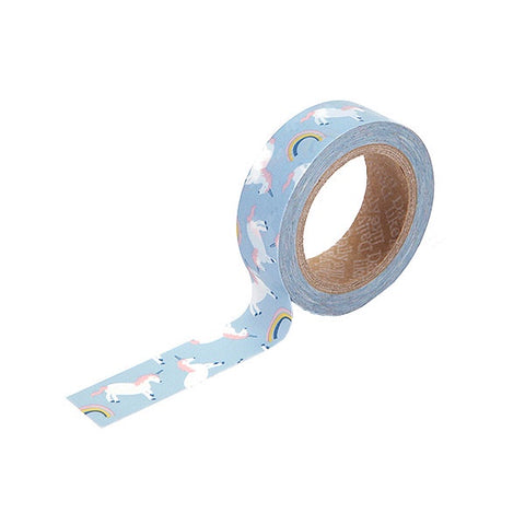 Unicorn Washi Tape - 15 mm