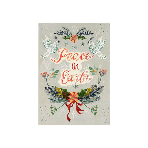 Wings Of Peace Boxed Cards