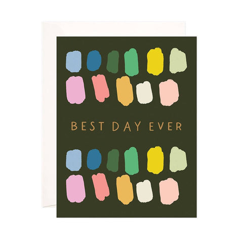 Best Day Ever Single Card