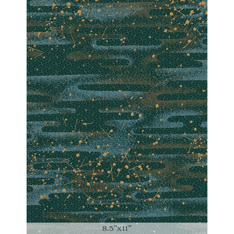 "Chiyogami 816 - Sample 8.5"" x 11"""