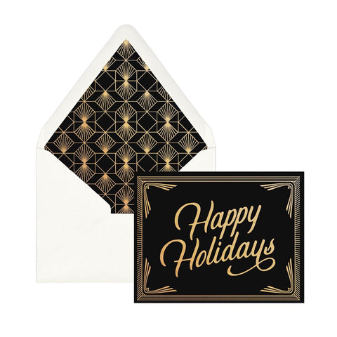 Deco Holidays Boxed Cards