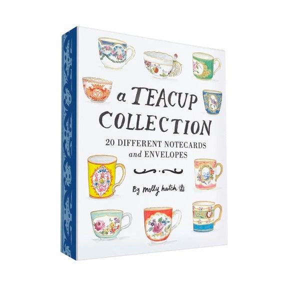 Teacup Collection Notecards