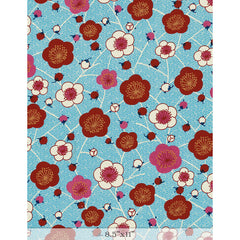 "Chiyogami 855 - Sample 8.5"" x 11"""