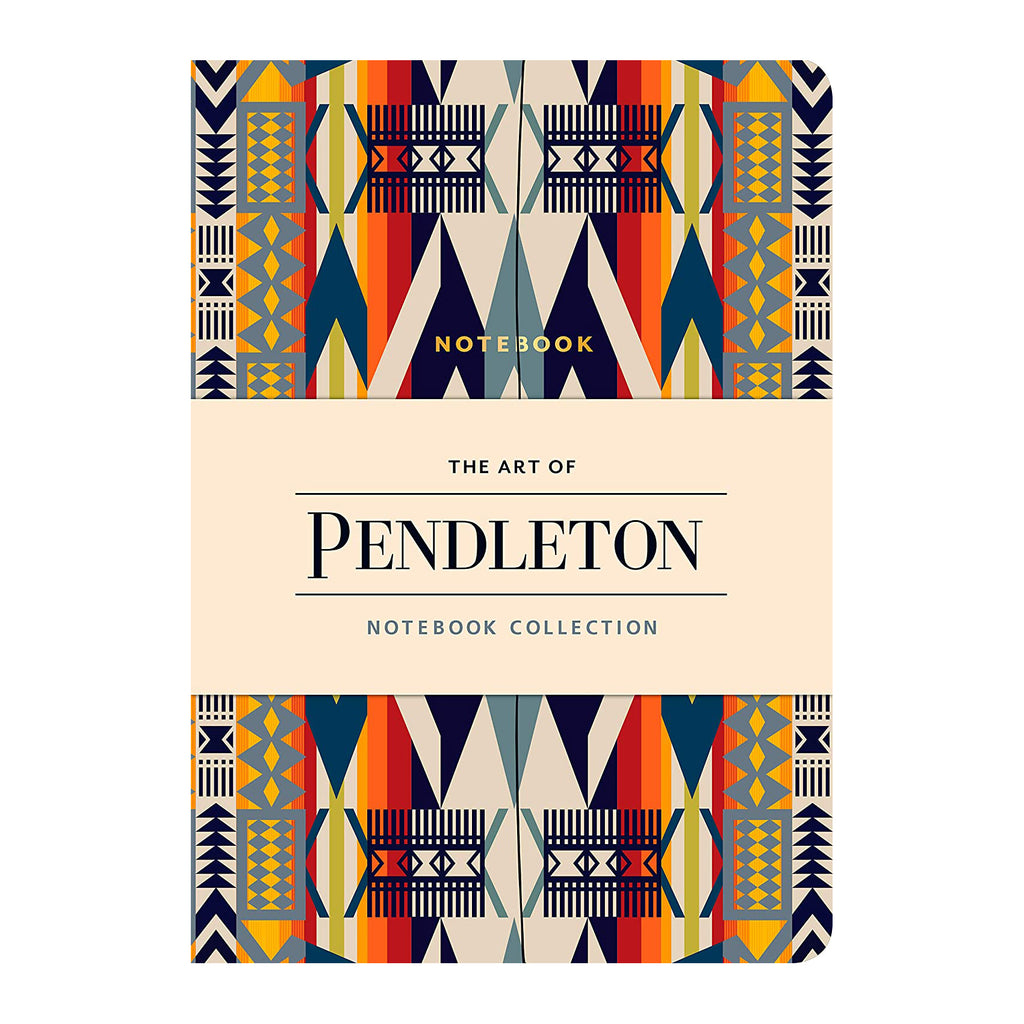 The Art Of Pendleton Notebook Set