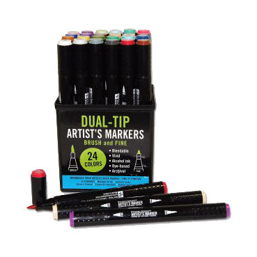 Studio Series Dual Tip Marker Set
