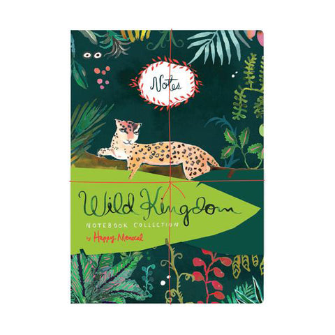 Wild Kingdom Notebook set/3