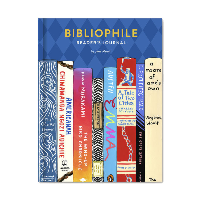 Bibliophile Reader's Journal