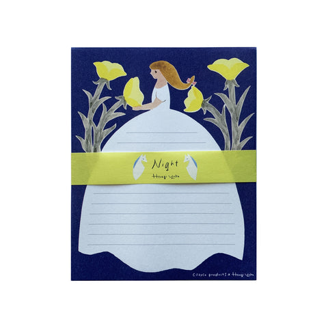 Night Letter Writing Set