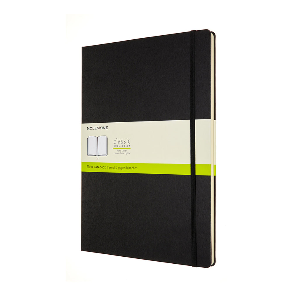 XL Plain Notebook