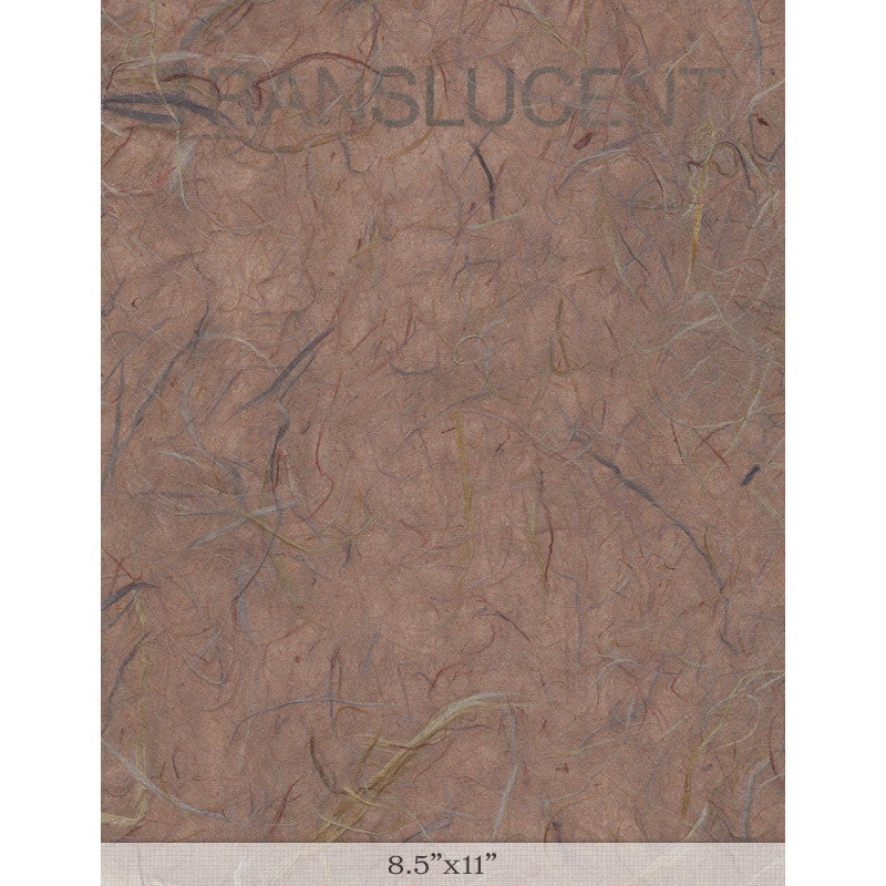 "Arashi Brown - Sample 8.5"" x 11"""