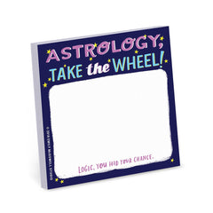 Astrology Sticky Note