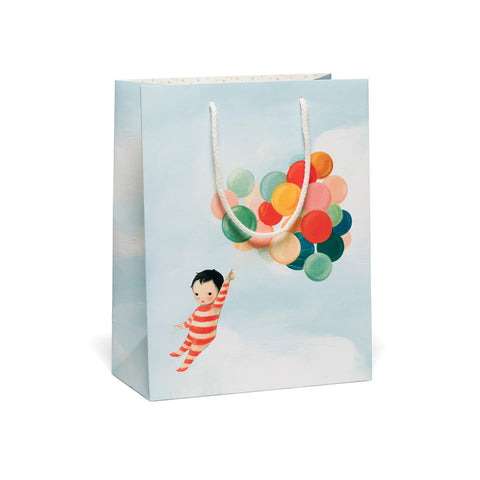 Baby Balloon Large Gift Bag