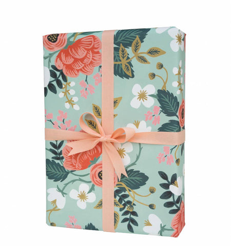 Rifle Paper Co. Birch Wrapping Sheets, Roll of 3