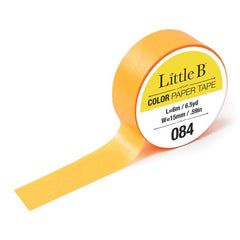 Canary Yellow Washi Tape - 15mm