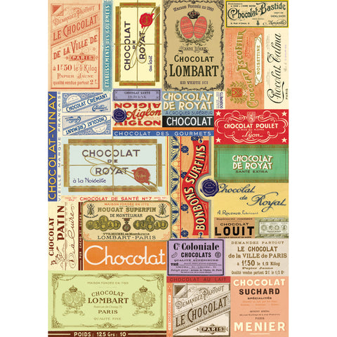 Chocolate Poster Wrap