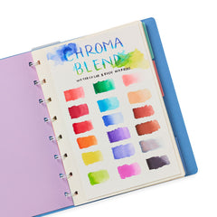 Chroma Blends Watercolour Brush Markers