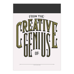 Creative Genius Alter Ego Pad