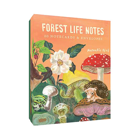 Forest Life Boxed Cards