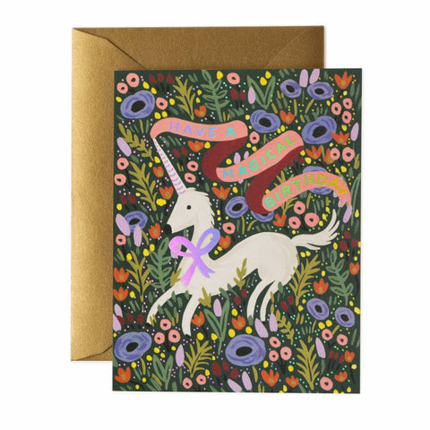Rifle Paper Co. Magical Birthday Single Card