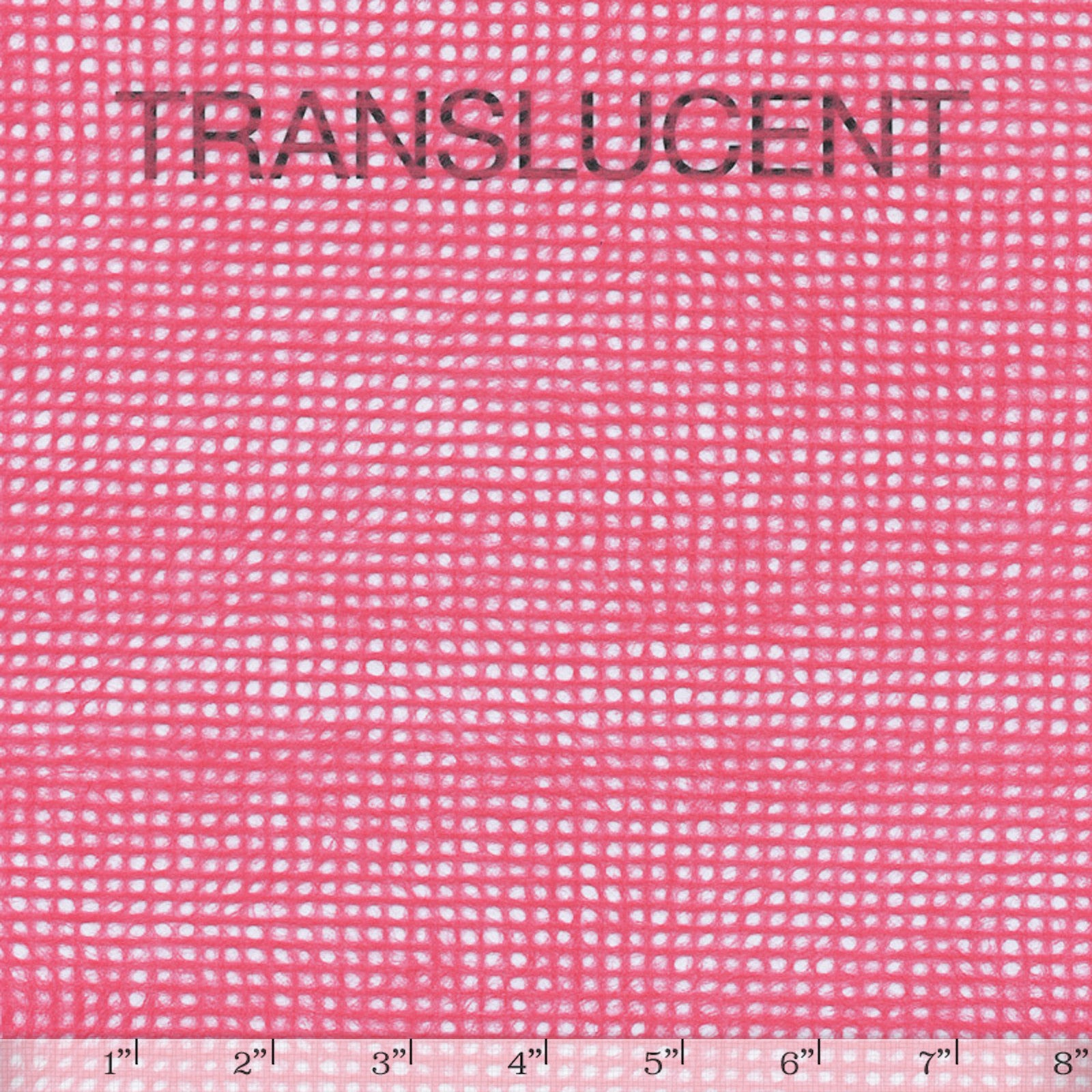 Grid Hot Pink - Full Sheet