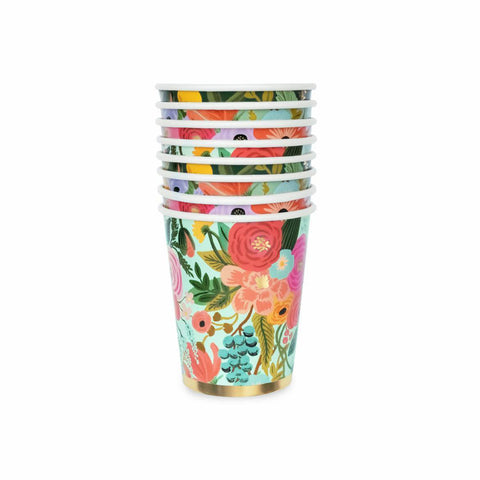 Rifle Paper Co. Garden Party Paper Cups